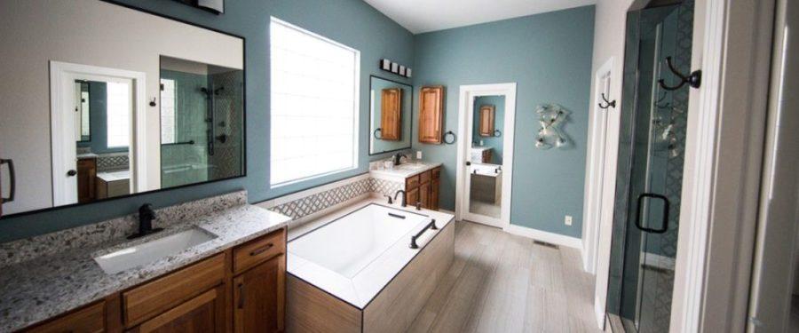 différents styles salle de bain